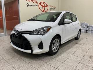 Used 2015 Toyota Yaris * LE * GR ELECT * A/C * BLUETOOTH * for sale in Mirabel, QC