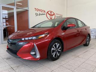 Used 2017 Toyota Prius Prime 5dr HB Technology for sale in Mirabel, QC
