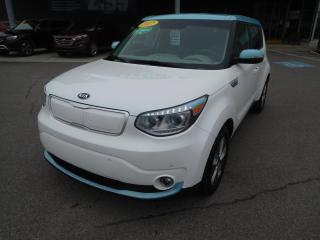 Used 2017 Kia Soul EV 5DR WGN LUXURY for sale in Mirabel, QC