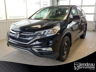 Used 2015 Honda CR-V EX + AWD + TOIT OUVRANT + BLUETOOTH + MAGS for sale in Ste-Julie, QC