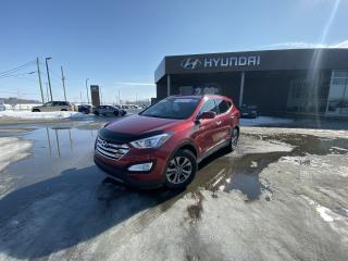 Used 2016 Hyundai Santa Fe Sport FWD,2.4L,A/C,BLUETOOTH,CRUISE,BANC CHAUFFANT,VITRE for sale in Mirabel, QC
