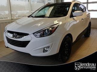 Used 2015 Hyundai Tucson GLS traction avant  + CUIR  + TOIT OUVRANT for sale in Ste-Julie, QC