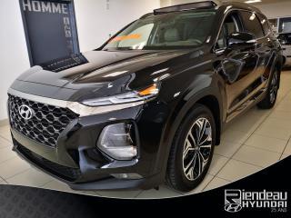 Used 2019 Hyundai Santa Fe DÉMO 2.0T - Ultimate AWD - TOUT ÉQUIPÉ for sale in Ste-Julie, QC