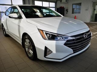 Used 2020 Hyundai Elantra DÉMO ELANTRA 2020 - Preferred - À SAISIR for sale in Ste-Julie, QC