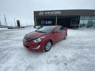 Used 2015 Hyundai Elantra 4dr Sdn Auto Sport,A/C,CRUISE,TOIT,MAGS,BLUETOOTH for sale in Mirabel, QC