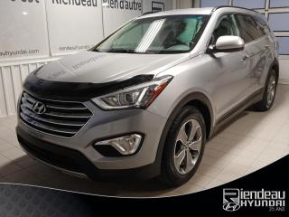 Used 2015 Hyundai Santa Fe XL PREMIUM + 7 PASSAGERS + AWD + A/C for sale in Ste-Julie, QC