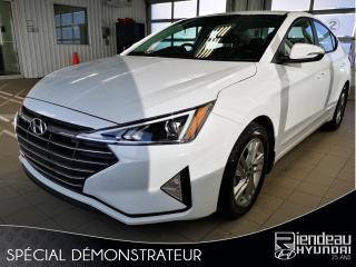 Used 2020 Hyundai Elantra DÉMO ELANTRA Preferred - 2020 - À SAISIR for sale in Ste-Julie, QC