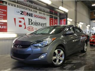 Used 2011 Hyundai Elantra ELANTRA GLS TOIT FREIN ET PNEU COMME NEUF !! for sale in Blainville, QC