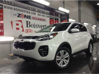 Used 2018 Kia Sportage SPORTAGE LX 4WD DÉFLECTEUR DE CAPOT 28000 KM for sale in Blainville, QC