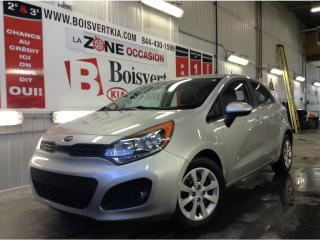 Used 2013 Kia Rio RIO 5 LX+  GROUPE ÉLECTRIQUE BLUETOOTH for sale in Blainville, QC