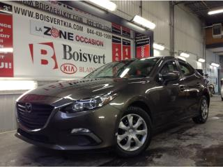 Used 2015 Mazda MAZDA3 MAZDA3 GX AUTOMATIQUE A/C SEUL 55000KM !!! for sale in Blainville, QC