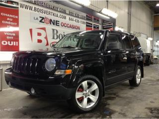 Used 2012 Jeep Patriot PATRIOT 4X4 LIMITED CUIR GPS ATTACHE REMORQUE for sale in Blainville, QC
