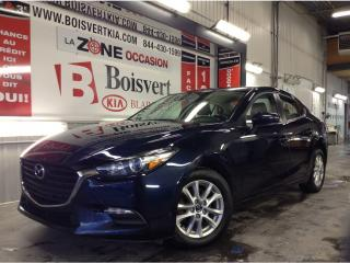 Used 2017 Mazda MAZDA3 MAZDA3 AUTOMATIQUE A/C CAMÉRA DE RECULE for sale in Blainville, QC