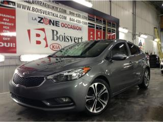 Used 2015 Kia Forte FORTE EX TOIT OUVRANT AUTOMATIQUE A/C !!! for sale in Blainville, QC