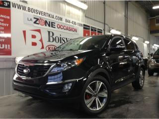 Used 2014 Kia Sportage SPORTAGE SX AWD CUIR DÉMARREUR A DISTANCE !!! for sale in Blainville, QC