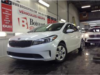 Used 2018 Kia Forte AUTOMATIQUE A/C DÉMARREUR A DISTANCE BAS KILO ! for sale in Blainville, QC