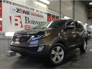 Used 2011 Kia Sportage SPORTAGE EX AWD FREIN NEUF CAMÉRA DE RECULE ! for sale in Blainville, QC