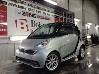 Used 2015 Smart fortwo SMART GPS / NAVIGATION PETIT BIJOU WOW !!!! for sale in Blainville, QC