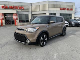 Used 2016 Kia Soul SX SE URBAN **CUIR, TOIT PANO, VOLANT CHAUFFANT** for sale in Mcmasterville, QC