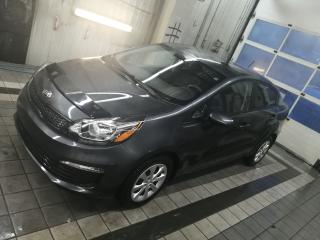 Used 2016 Kia Rio LX+ **SIEGE CHAUFFANT, BLUETOOTH, A/C** for sale in Mcmasterville, QC
