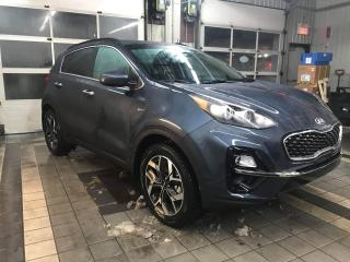 Used 2020 Kia Sportage EX AWD -CAMERA DE RECUL  TOIT PANORAMIQUE for sale in Mcmasterville, QC