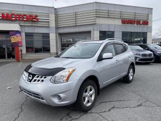 Used 2013 Nissan Rogue S **AWD TOIT OUVRANT BAS KILOMÉTRAGE  PNEU HIVER for sale in Mcmasterville, QC