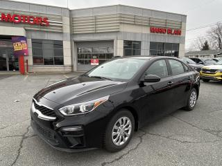 Used 2020 Kia Forte LX IVT CAMERA PNEU HIVER NEUF  BANC CHAUFFANT for sale in Mcmasterville, QC