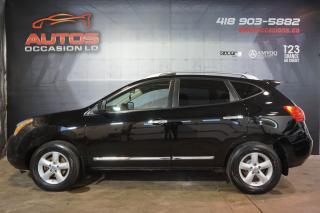Used 2013 Nissan Rogue AWD SPECIAL EDITION TOIT OUVRANT BLUETOOTH 117 051 for sale in Lévis, QC