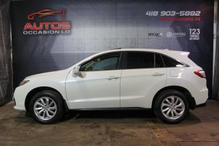 Used 2016 Acura RDX AWD TECH PACKAGE GPS NAVI CUIR TOIT OUVRANT 78 910 for sale in Lévis, QC