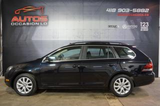 Used 2013 Volkswagen Golf Wagon WAGON 2.0 TDI COMFORTLINE DSG TOIT OUVRANT 100 746 for sale in Lévis, QC