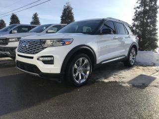 Used 2020 Ford Explorer Platinum 4 RM for sale in St-Eustache, QC