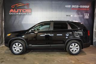 Used 2013 Kia Sorento LX V6 3.5L AWD AUTO SIÈGES BLUETOOTH 103 162 KM !! for sale in Lévis, QC