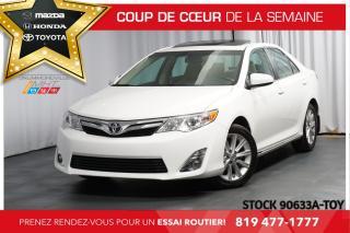 Used 2012 Toyota Camry XLE ||NAVIGATION+CUIR+TOIT||  **ÉTAT D'UNE NEUVE** for sale in Drummondville, QC