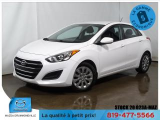 Used 2016 Hyundai Elantra GT |GL|SIEGCHAUF|BLUETOOTH|REGVIT|A/C| for sale in Drummondville, QC