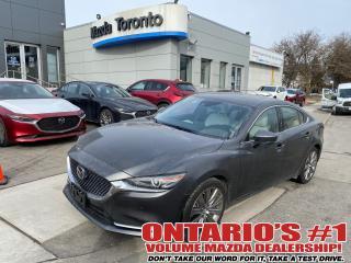 Used 2019 Mazda MAZDA6 SIGNATURE for sale in Toronto, ON