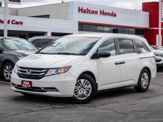 Used 2016 Honda Odyssey LX|ONE OWNER for sale in Burlington, ON