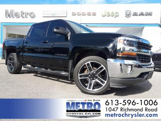 Used 2018 Chevrolet Silverado 1500 LT 4x4 V8 for sale in Ottawa, ON
