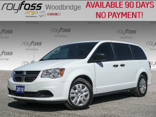 Used 2018 Dodge Grand Caravan Canada Value Package, Backup cam, Low kms for sale in Woodbridge, ON