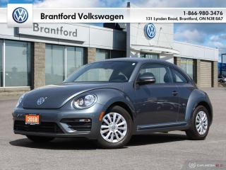 Used 2018 Volkswagen Beetle Trendline 2.0T 6sp at w/Tip for sale in Brantford, ON