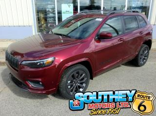 New 2020 Jeep Cherokee Limited for sale in Southey, SK