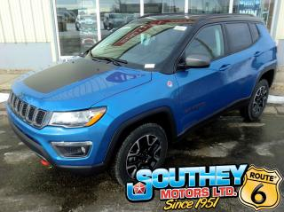 New 2020 Jeep Compass Trailhawk for sale in Southey, SK