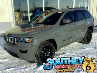 New 2020 Jeep Grand Cherokee Altitude for sale in Southey, SK