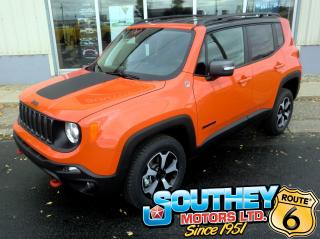 New 2019 Jeep Renegade Trailhawk for sale in Southey, SK