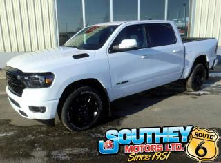 New 2020 RAM 1500 Big Horn Night Edition for sale in Southey, SK