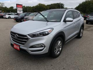 Used 2018 Hyundai Tucson SE! HEATED LEATHER! APPLE/ANDROID CARPLAY! for sale in Aylmer, ON