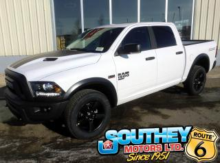 New 2020 RAM 1500 Classic Warlock for sale in Southey, SK