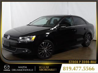 Used 2014 Volkswagen Jetta |1.8 TSI|Highline|CUIR|TOITOUV|MAG|GARANTIE| for sale in Drummondville, QC
