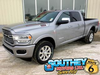 New 2019 RAM 2500 New Laramie Sport for sale in Southey, SK