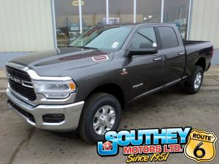 New 2019 RAM 2500 New Big Horn for sale in Southey, SK