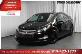 Used 2012 Chevrolet Volt CUIR| NAVIGATION| RARE! for sale in Drummondville, QC